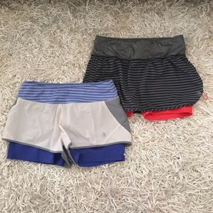MPG Activewear Short/Skort Bundle